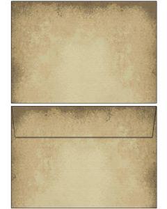 Briefumschläge altes Papier DIN C6
