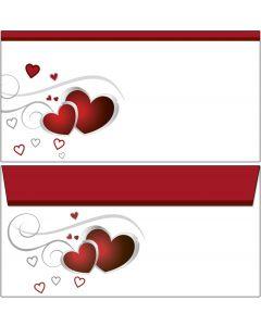Briefumschläge Symphonie der Herzen