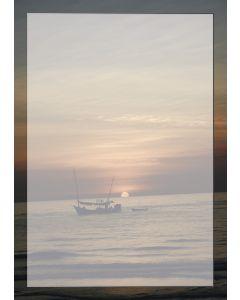 Briefpapier Sonnenuntergang