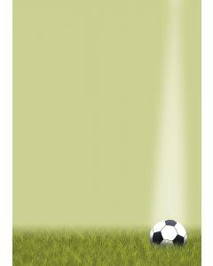 Briefpapier Sport Fußball
