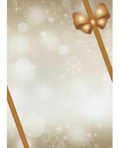 Briefpapier Weihnachten Päckchen/Geschenk