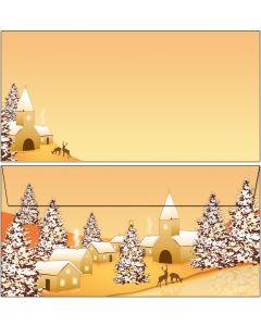 Weihnachten Winterdorf